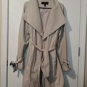 Lane Bryant Wrap Coat w/Belt